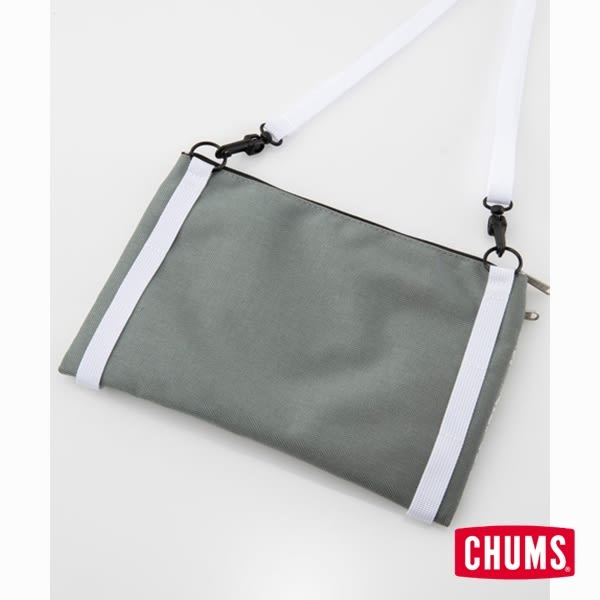 CHUMS 日本 SxN 多用途收納肩背包 雪花 CH602405W045