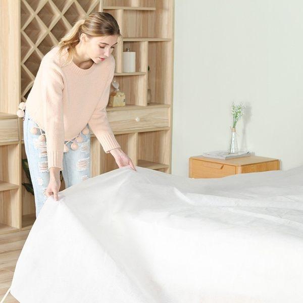 《簡單購》特大型可水洗不織布居家物品家具防塵布罩