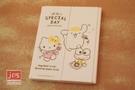 Hello Kitty 凱蒂貓 三面立鏡 派對 粉 KRT-218977