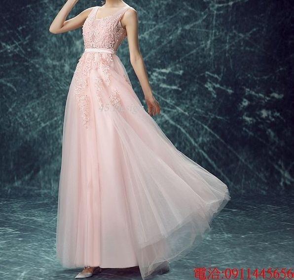 (45 Design)  7天到貨 禮服婚紗晚禮服短款晚宴年會 結婚小禮服短裙 大小顏色款式都能訂製15