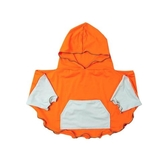 美國 Baby Comfy UPF50+幼兒防曬披風-陽光橘[衛立兒生活館]
