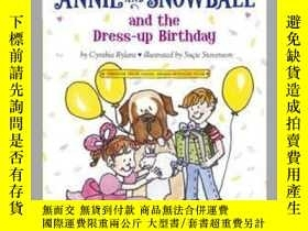 二手書博民逛書店Annie罕見and Snowball and the Dress-up BirthdayY362136 Ph