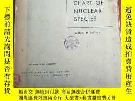 二手書博民逛書店trilinear罕見chart of nuclear species(S624)Y173412