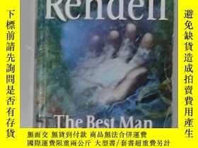 二手書博民逛書店英文原版罕見The Best Man to Die by Rut