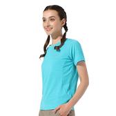 【TAKAKA】女 涼感圓領T恤『淺綠』S12206 戶外 休閒 運動 露營 登山 騎車 短袖 圓領