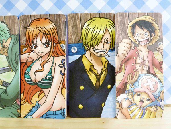 【震撼精品百貨】One Piece_海賊王~海賊王卡片-人物6入