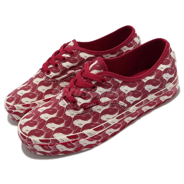 Vans X Opening Ceremony Authentic 紅 白 女鞋 聯名款【ACS】 VN0A348A43Z