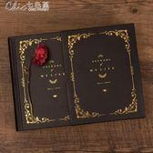 答案之書中英文版創意筆記本文具禮品聖誕節送男女朋友閨蜜禮物「Chic七色堇」