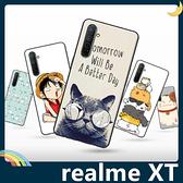 realme XT 彩繪Q萌保護套 軟殼 卡通塗鴉 超薄防指紋 全包款 矽膠套 手機套 手機殼