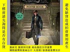 二手書博民逛書店Fantastic罕見Beasts and Where to F