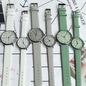 時尚大小錶盤男女學生手錶男錶 簡約百搭情侶手錶女錶《小師妹》yw166