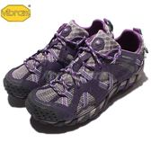 Merrell 戶外鞋 Waterpro Maipo 越野 運動鞋 休閒鞋 灰 紫 黑 女鞋【PUMP306】 ML564162