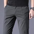 潮流長褲 春夏季男士休閒褲夏天寬鬆冰絲薄款速干夏裝2021年新款運動長褲子
