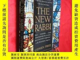 二手書博民逛書店The罕見New Rabbi (小16開 ) 【 詳見圖】Y54