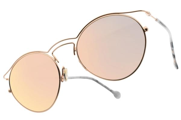 Dior 太陽眼鏡 ORIGINS1 DDB0J(金-粉水銀) 熱銷金屬方框 精品墨鏡 #金橘眼鏡
