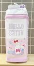【震撼精品百貨】Hello Kitty 凱蒂貓~Hello Kitty日本SANRIO三麗鷗KITTY化妝包/筆袋-造型飲料*53937
