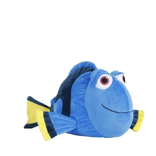 【美國 ZOOBIES X DISNEY】迪士尼多功能玩偶毯【正版授權】- Finding Dory 多莉Dory