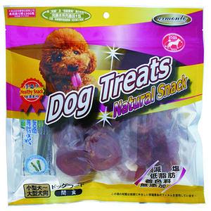 Dog Treats 香烤系列 圈圈軟雞肉 200G x 2包