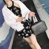 ◄ 生活家精品 ►【R65】多功能防水包(小24x19cm)多用途 網眼 收納包 透氣 化妝包 洗漱包 夏日