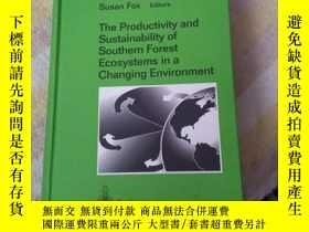 二手書博民逛書店The罕見Productivity and SustainabiIity ofY7987 出版1998