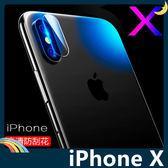 iPhone X/XS 5.8吋 鏡頭鋼化玻璃膜 螢幕保護貼 9H硬度 0.2mm厚度 靜電吸附 高清HD 防爆防刮