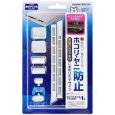 PS4 SLIM主機 日本 GAMETECH USB端子 主機吸入口 USB孔 灰塵過濾 防塵塞組 白色款【玩樂小熊】