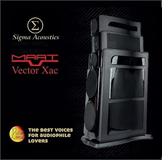 停看聽音響唱片】【CD】Sigma Acoustics MAAT Vector Xac:The Best Voices For Audiophile Lovers