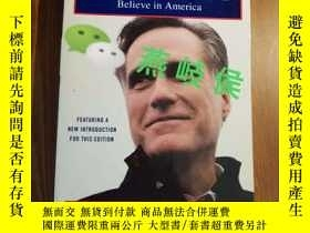 二手書博民逛書店No罕見Apology: Believe in America: