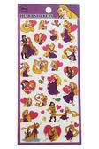 【卡漫城】 長髮公主 愛心系列 貼紙 ㊣版 日版 Rapunzel 迪士尼 寵物 變色龍 造型貼 裝飾貼