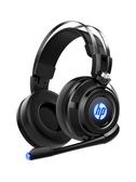 HP/惠普H200電腦耳機頭戴式電競游戲7.1聲道吃雞有線耳麥帶麥克風 城市科技