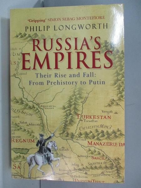 【書寶二手書T1/原文小說_AQ3】Russia s Empires_Philip Longworth