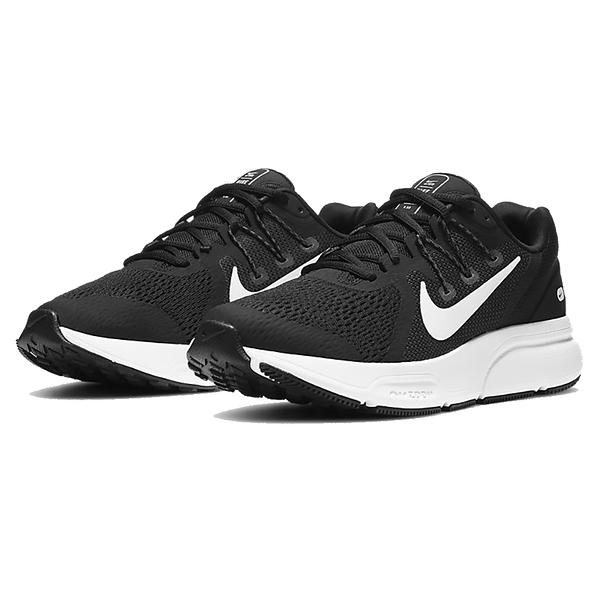 NIKE ZOOM SPAN 3 黑白 女 緩震 輕量 運動 訓練 慢跑鞋 CQ9267001