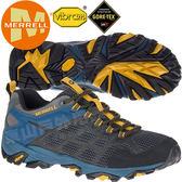 Merrell 48681 Moab FST 2 GTX 男Gore-Tex運動健行鞋 登山鞋/郊山鞋/健走慢跑鞋/黃金大底健走鞋