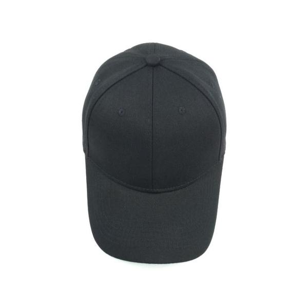 男士帽子男夏天純黑色鴨舌帽韓版棒球帽女潮人休閒百搭防曬遮陽帽
