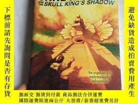 二手書博民逛書店Jake罕見ransom And the skull king
