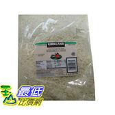 [COSCO代購] 需低溫配送無法超取  KIRKLAND 摩佐拉白色乳酪絲2.27公斤_C752038