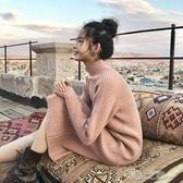 長袖洋裝-初秋新款連衣裙法式款韓版氣質女神范冬天針織打底毛衣裙內搭 夏沫之戀