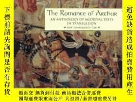 二手書博民逛書店The罕見Romance Of Arthur, New, Expanded EditionY364682 Ja