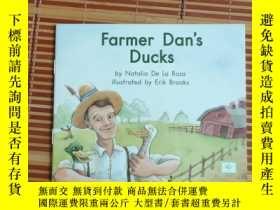 二手書博民逛書店英文原版罕見Farmer dan s ducksY17584 本書編寫組 本書出版社 出版2009