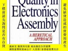 二手書博民逛書店Optimizing罕見Quality In Electronics Assembly: A Heretical
