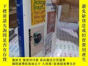 二手書博民逛書店實物拍照;READER S罕見DIGEST CONDENSED BOOKSY15389