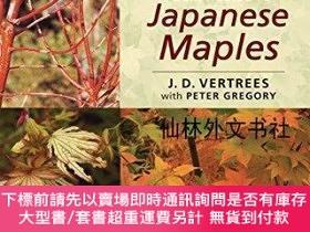 二手書博民逛書店【罕見】Timber Press Pocket Guide To Japanese MaplesY27248