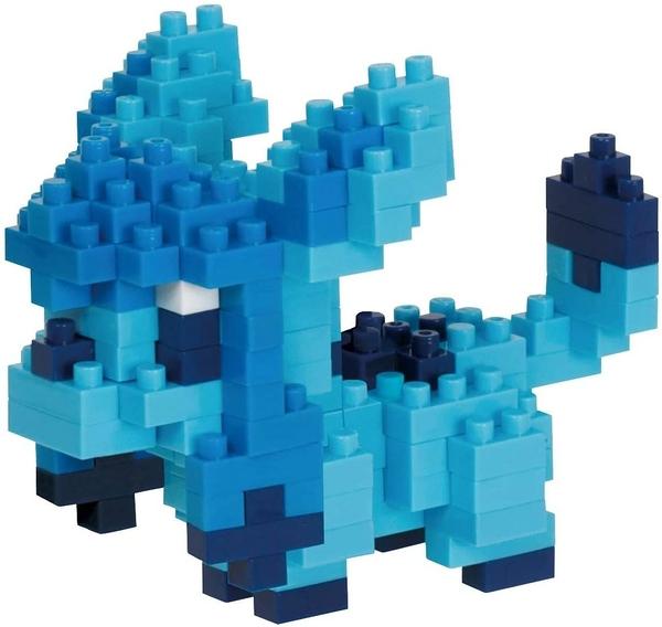 《 Nano Block 迷你積木 》【 神奇寶貝 系列 】NBPM_072 冰伊布 / JOYBUS玩具百貨