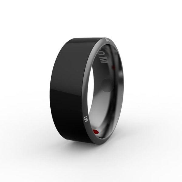 戒指 極控者R3智能戒指nfc指環黑科技高科技魔戒智能穿戴IDIC卡設備 居優佳品