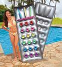 [協貿國際]  充氣浮排浮床水上充氣浮墊戲水裝備 (1入)