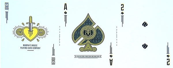 【USPCC撲克】Run Playing Cards: Bankroll Edition - Trick