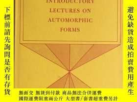 二手書博民逛書店Introductory罕見Lectures on Automorphic Forms (Publications