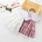 寶寶連身裙洋裝公主裙時尚短裙子【奇趣小屋】