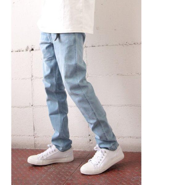 登山褲 彈性休閒牛仔長褲 10色