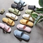 日式浴室拖鞋女夏男情侶室內防滑軟底洗澡厚底涼拖鞋家居家用靜音 交換禮物